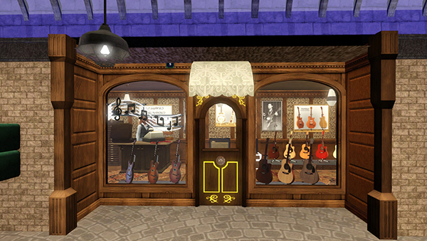 La Boutique de guitares 2