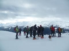 Sommet d'Antenac - 4035 Pause sur la crête qui mène au Sommet d'Antenac, au Cap de la Coume  (1843 m)