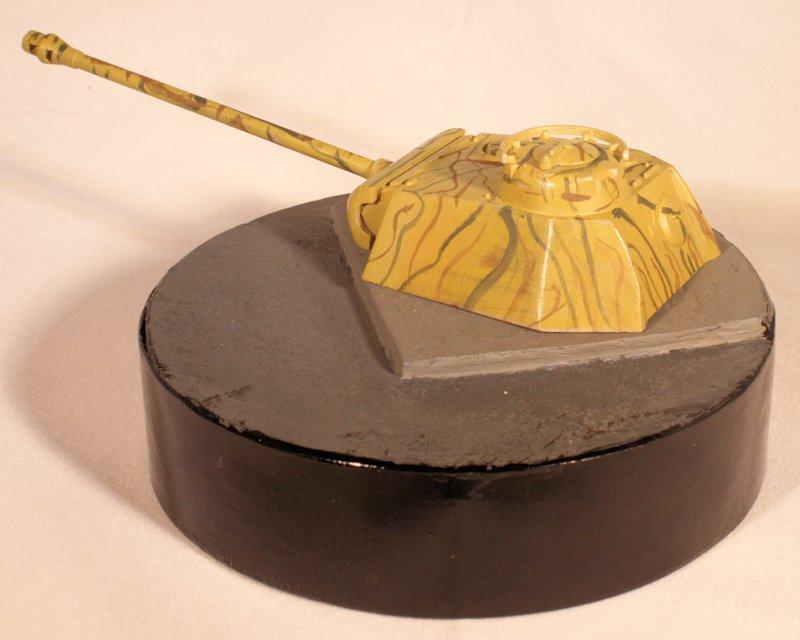 Bunker panther - Hasegawa MB-009 - 1/72 14010305542914106611867646