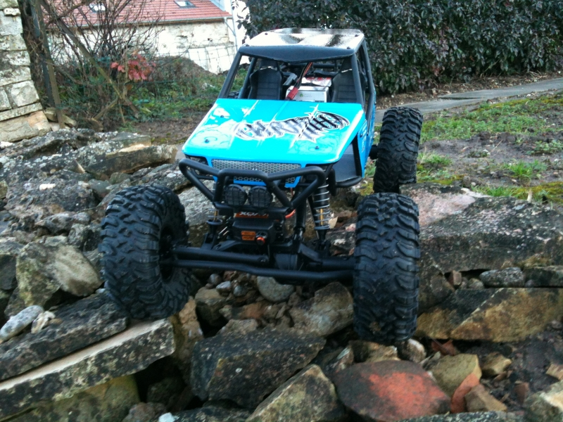 Axial WRAITH version Kit de Nels885 14010507310112579111873411