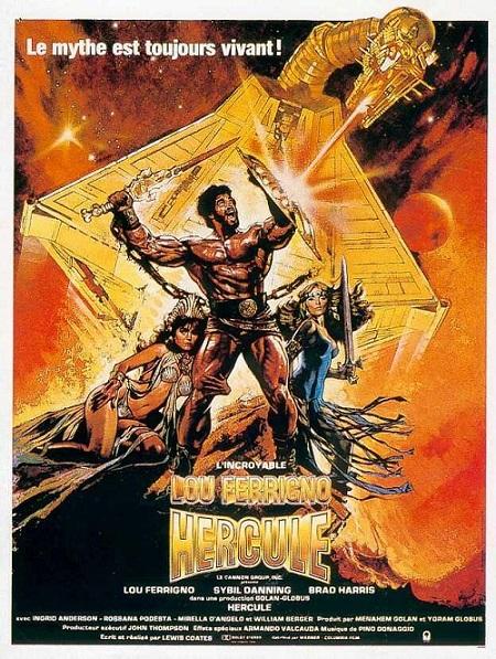 HERCULE (1983) : Le combat contre l'Hydre dans CINÉMA 14011001492515263611884895