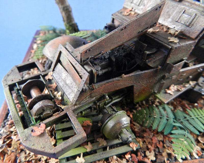 diorama épave de HALFTRACK ( terminé le 10/01/2014) - Page 2 14011008202615063811886489