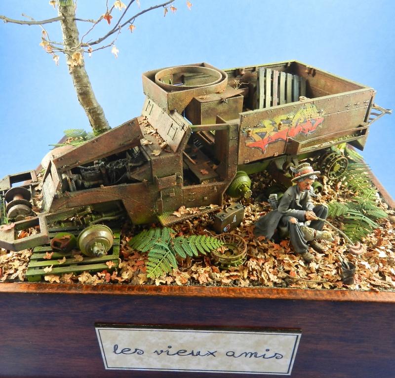 diorama épave de HALFTRACK ( terminé le 10/01/2014) - Page 2 14011008224315063811886497