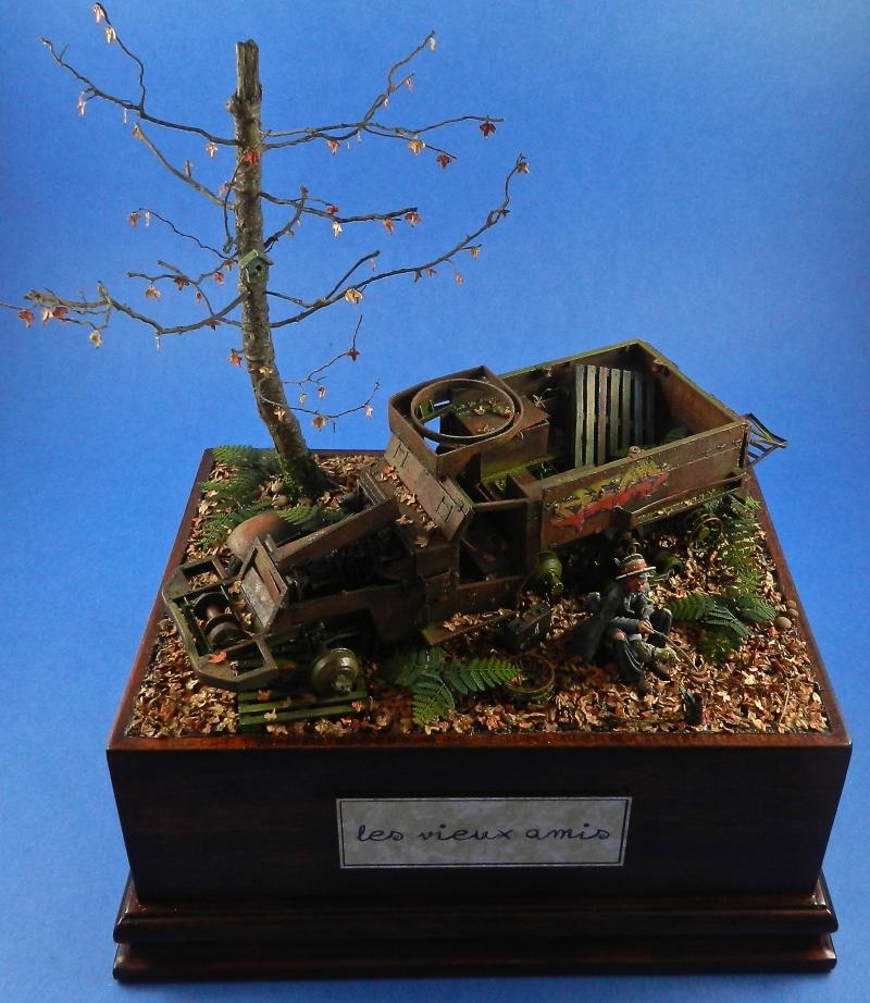 diorama épave de HALFTRACK ( terminé le 10/01/2014) - Page 2 14011008241215063811886551
