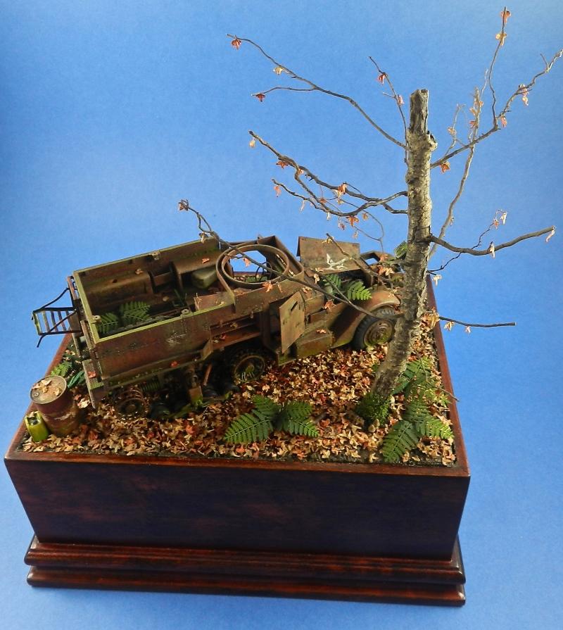 diorama épave de HALFTRACK ( terminé le 10/01/2014) - Page 2 14011008243715063811886552