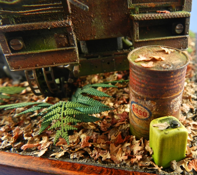diorama épave de HALFTRACK ( terminé le 10/01/2014) - Page 2 14011008262615063811886558