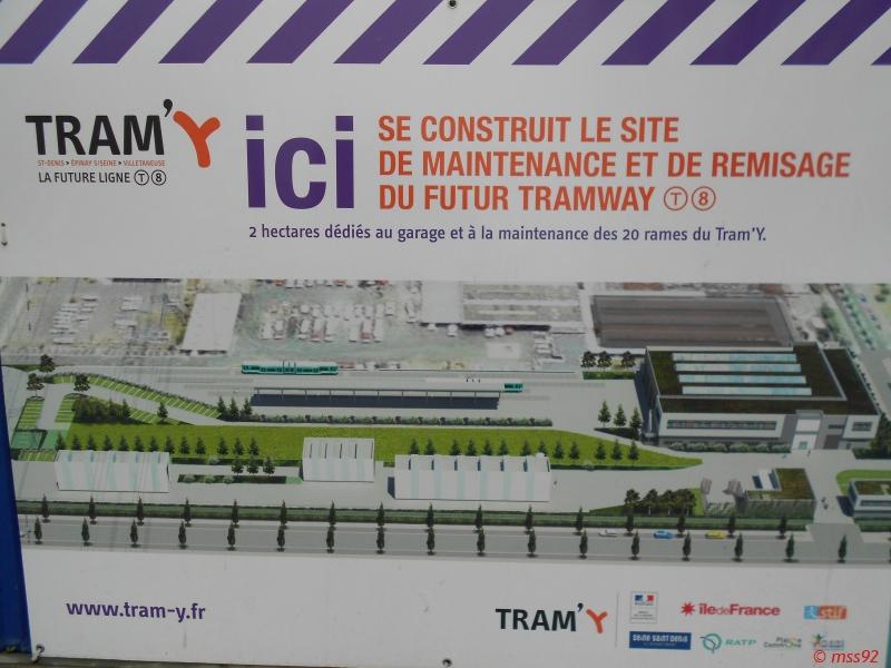 Tramway T8 : Épinay/Villetaneuse - Saint-Denis (Tram'y) - Page 2 14011108061714492411888722