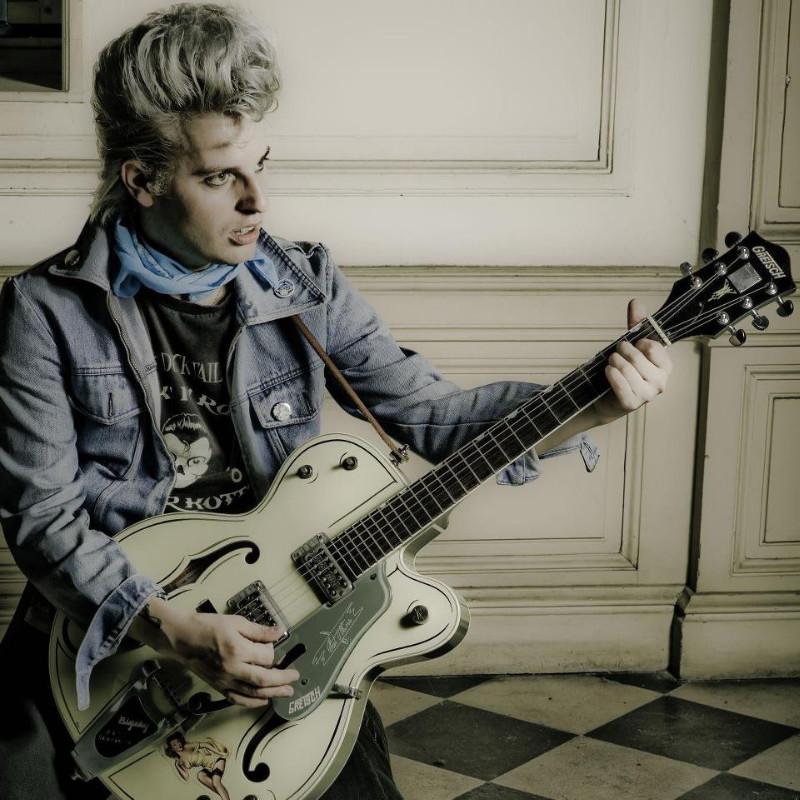 """VIKTOR HUGANET (""""Busca Boogie"""") 18/12/2013 La Boule Noire (Paris) : compte rendu 14011209082516724011891829"""