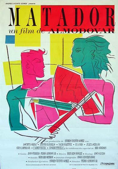 LE CINOCHE DE TRAPARD : MATADOR (1985) dans CINÉMA 14011412244915263611896946
