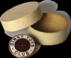 Epinglette Club Dinky-Toys
