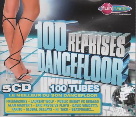 100 REPRISES DANCEFLOOR 2014