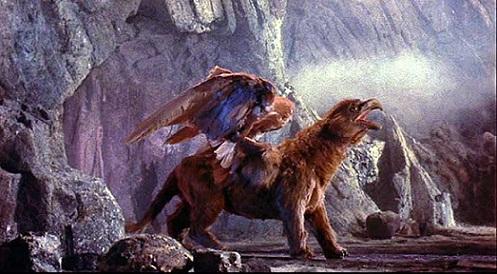 Les créatures fantastiques au cinéma : le griffon et l'hippogriffe dans Cinéma 14011712461115263611905609