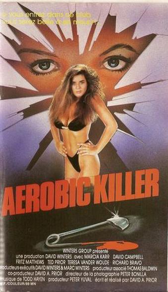 cosmofiction aerobic killer 1986. Black Bedroom Furniture Sets. Home Design Ideas