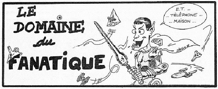 LE DOMAINE DU FANATIQUE - édition n°8 dans LE DOMAINE DU FANATIQUE 14012107001815263611916666