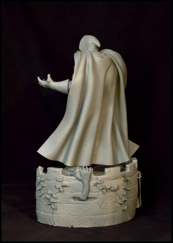 Dr Doom (Fatalis) statue au 1/5 14012508045216083611929166