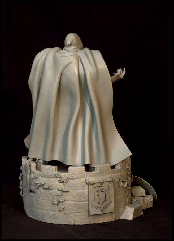 Dr Doom (Fatalis) statue au 1/5 14012508045416083611929167