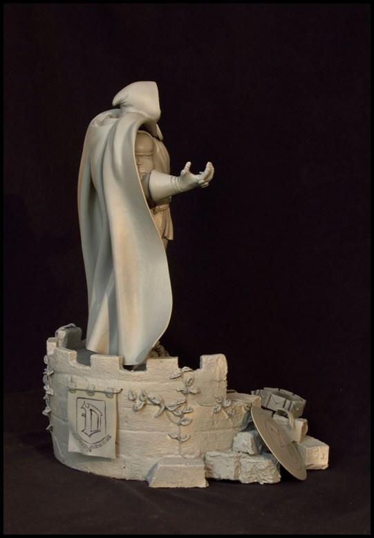 Dr Doom (Fatalis) statue au 1/5 14012508045516083611929168