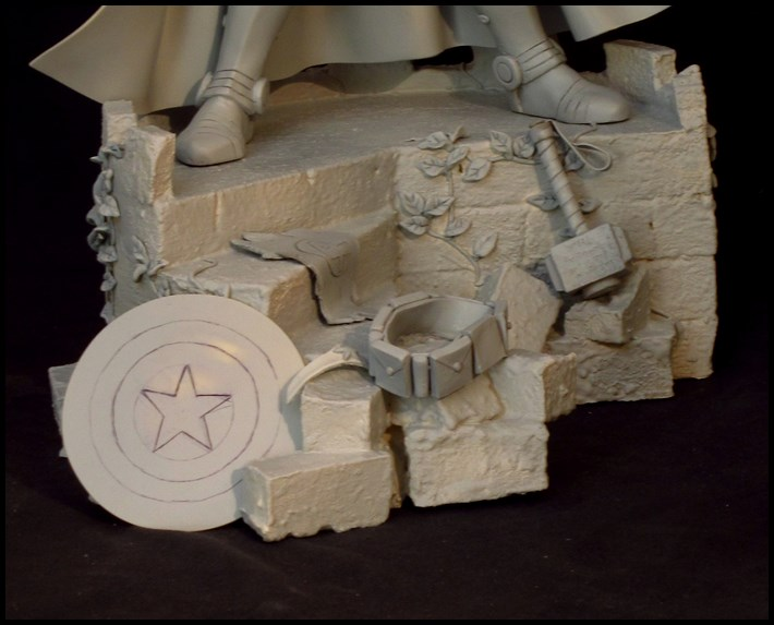 Dr Doom (Fatalis) statue au 1/5 14012508045816083611929171