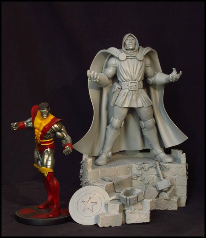 Dr Doom (Fatalis) statue au 1/5 14012508045916083611929172