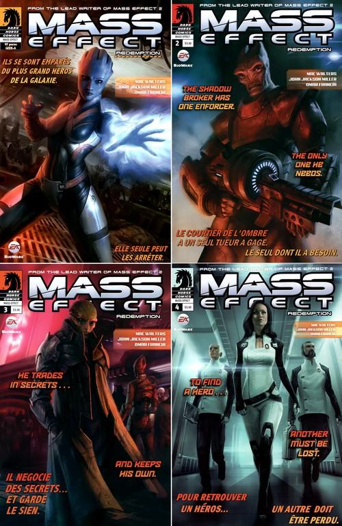 Mass Effect - Redemption - VF perso Geek-A