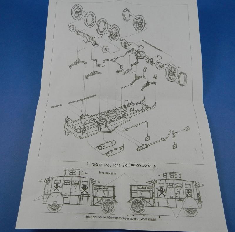 EHRHARDT M1917 ( 1/35 WHITE STORM MODELS) 14013008041015063811943001