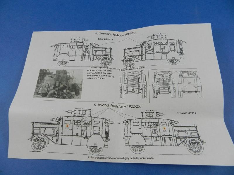 EHRHARDT M1917 ( 1/35 WHITE STORM MODELS) 14013008080915063811943020