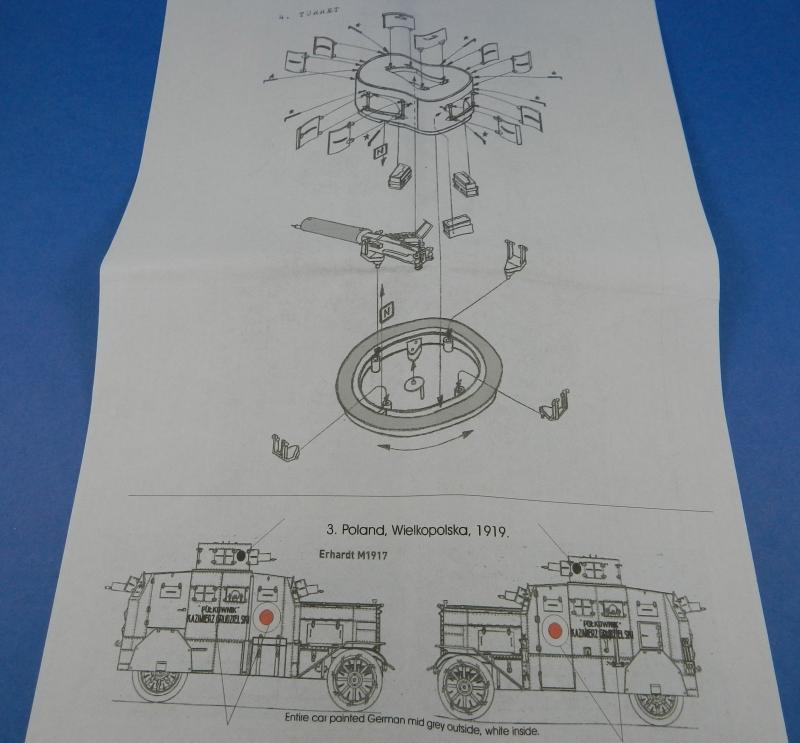 EHRHARDT M1917 ( 1/35 WHITE STORM MODELS) 14013008133615063811943037