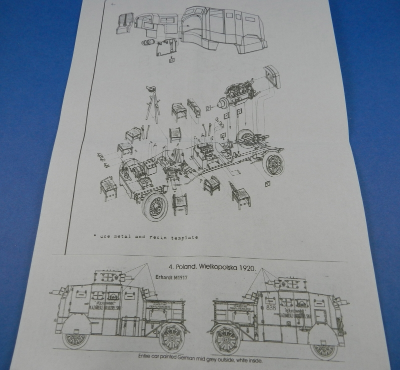 EHRHARDT M1917 ( 1/35 WHITE STORM MODELS) 14013008173815063811943046
