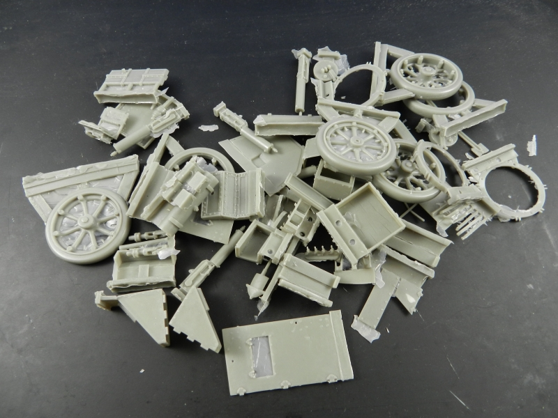 EHRHARDT M1917 ( 1/35 WHITE STORM MODELS) 14013008191715063811943051