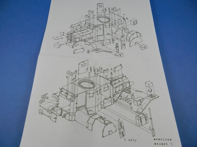 EHRHARDT M1917 ( 1/35 WHITE STORM MODELS) 14013008211415063811943068