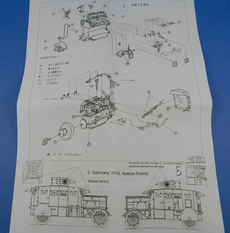 EHRHARDT M1917 ( 1/35 WHITE STORM MODELS) 14013008214215063811943069