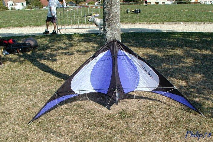 Antiquité volante : Decathlon Wing 190 14013010342315083511940975