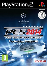 Pro Evolution Soccer 2014 (Menu en F...
