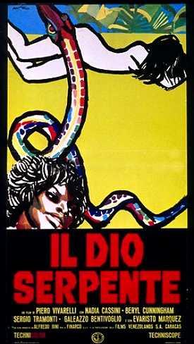 LE DIEU SERPENT (1970) dans Cinéma bis 14020607071615263611960473
