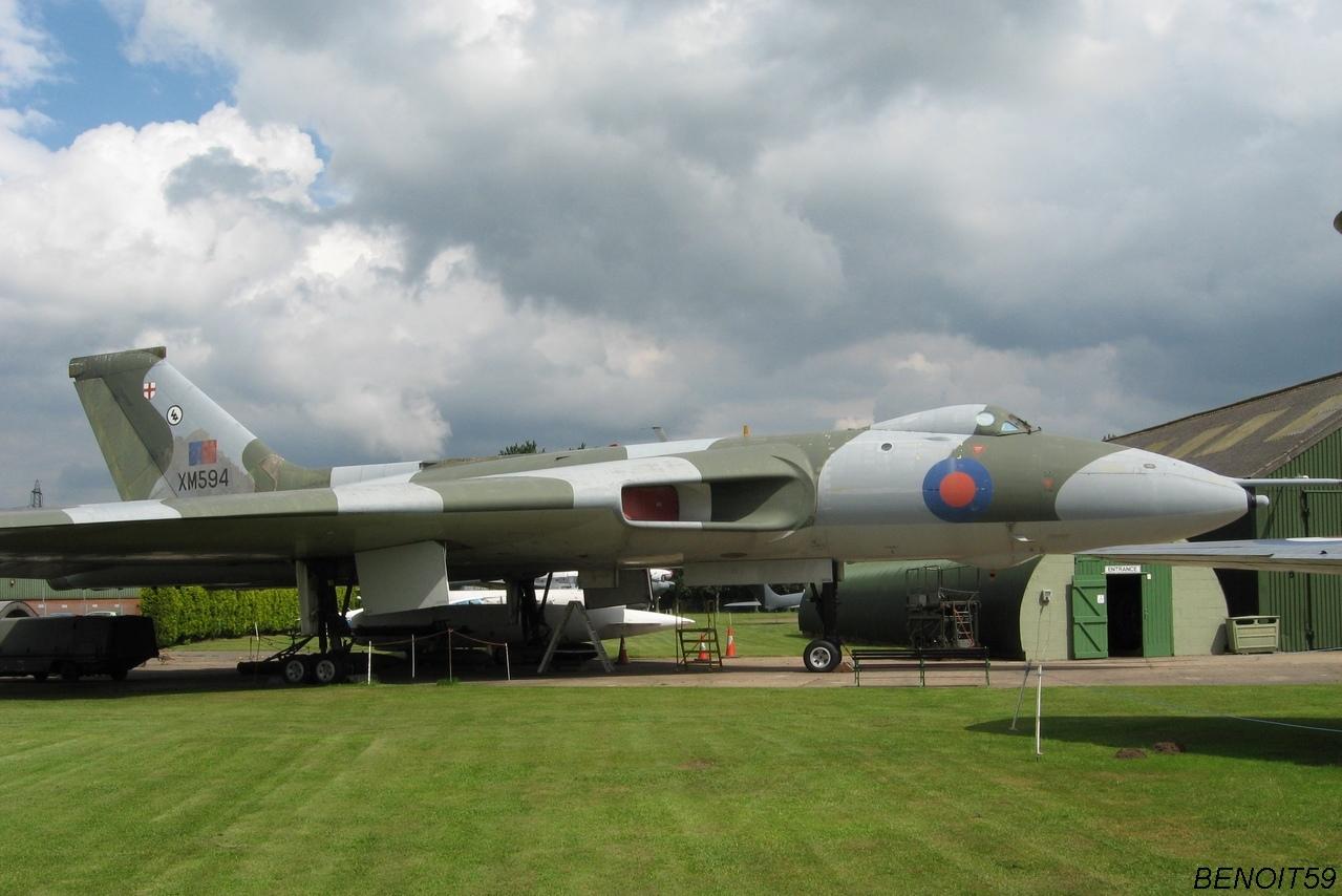 Newark Air Museum (UK) 14020608334817194111962119