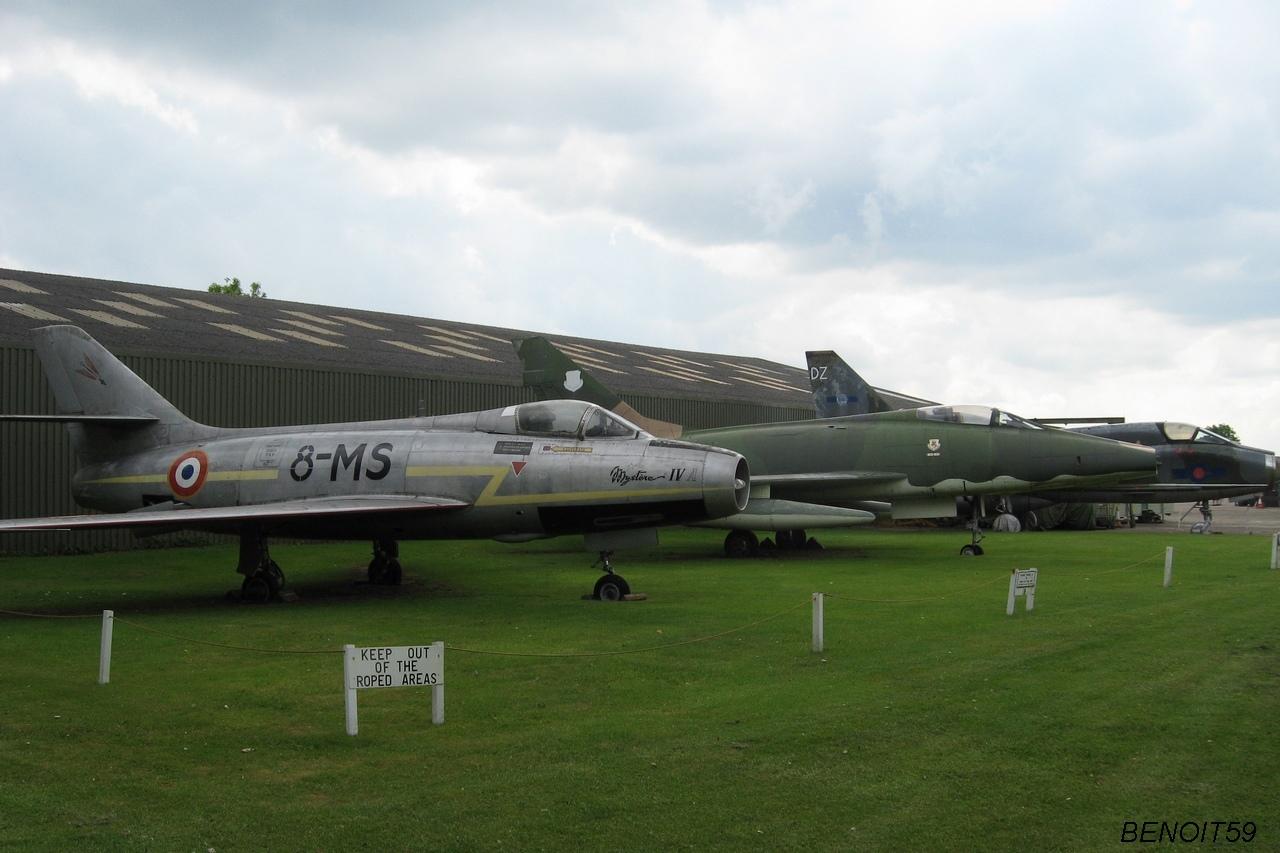 Newark Air Museum (UK) 14020608340617194111962122