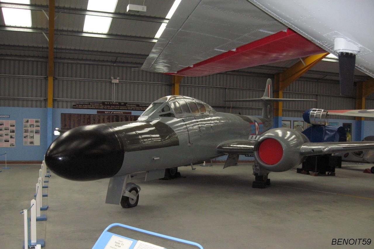 Newark Air Museum (UK) 14020608341017194111962123