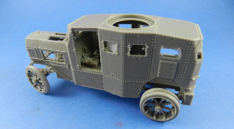 EHRHARDT M1917 ( 1/35 WHITE STORM MODELS) 14020612263215063811960907