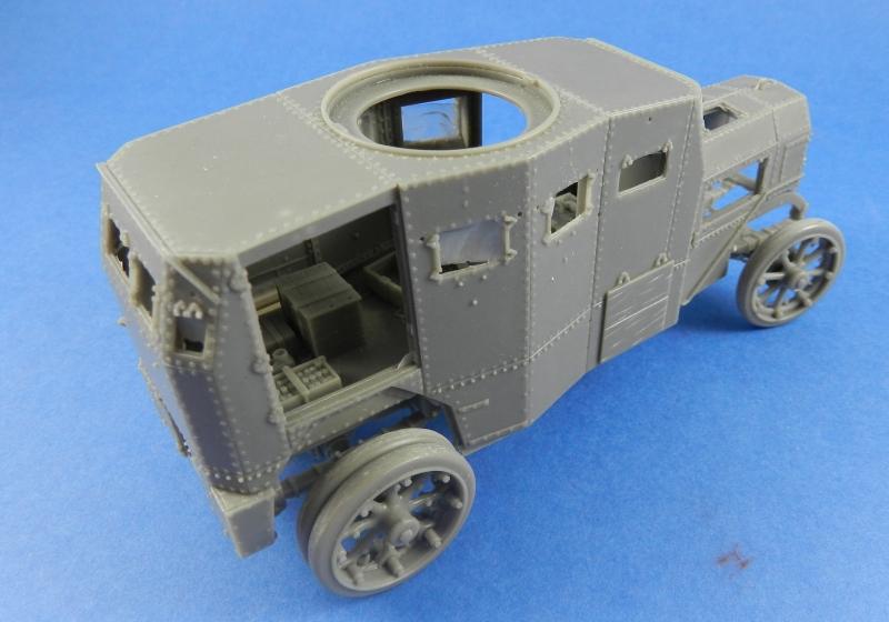 EHRHARDT M1917 ( 1/35 WHITE STORM MODELS) 14020612283215063811960916