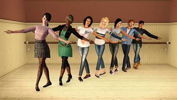 Danseurs du Ballet 3