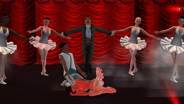 Danseurs du Ballet 7
