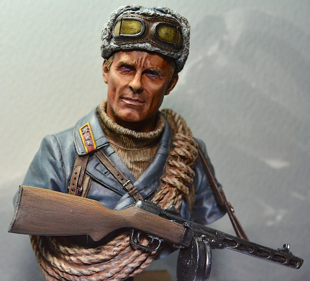 Soviet mountaineer officer - Young Miniatures - 1/10 14021109360212278511973358