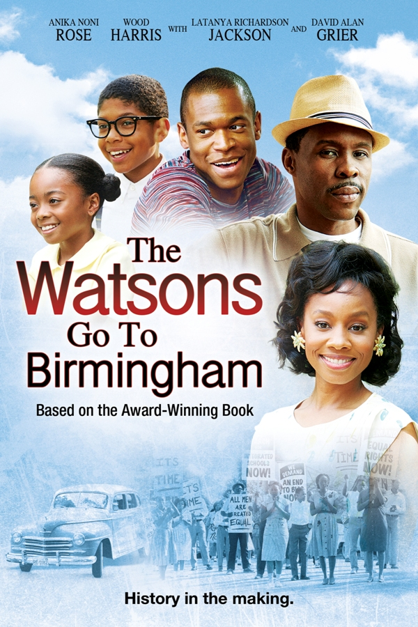 The Watsons Go to Birmingham [DVDRiP] [MULTI]