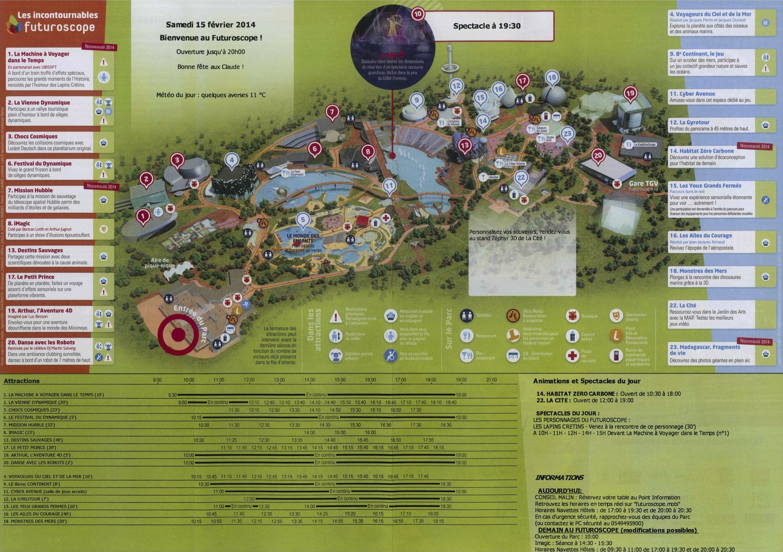 Plans de visite, signalétique et orientation 14021510470912674411984604