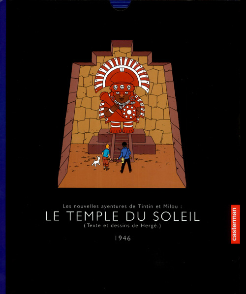 LE TEMPLE DU SOLEIL VERSION ORIGINALE