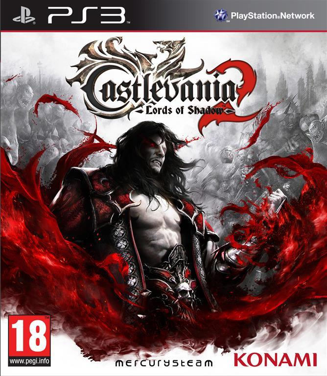 Poster for Castlevania: Lords of Shadow 2