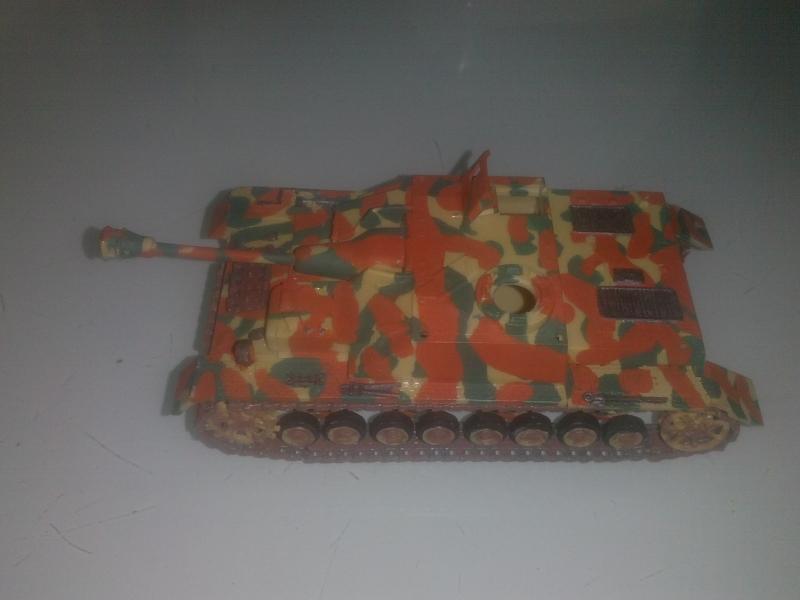 Sturmgeschütz IV  au 1/72 de Revell 14022207431217257612006329