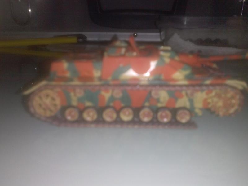 Sturmgeschütz IV  au 1/72 de Revell 14022207432117257612006330