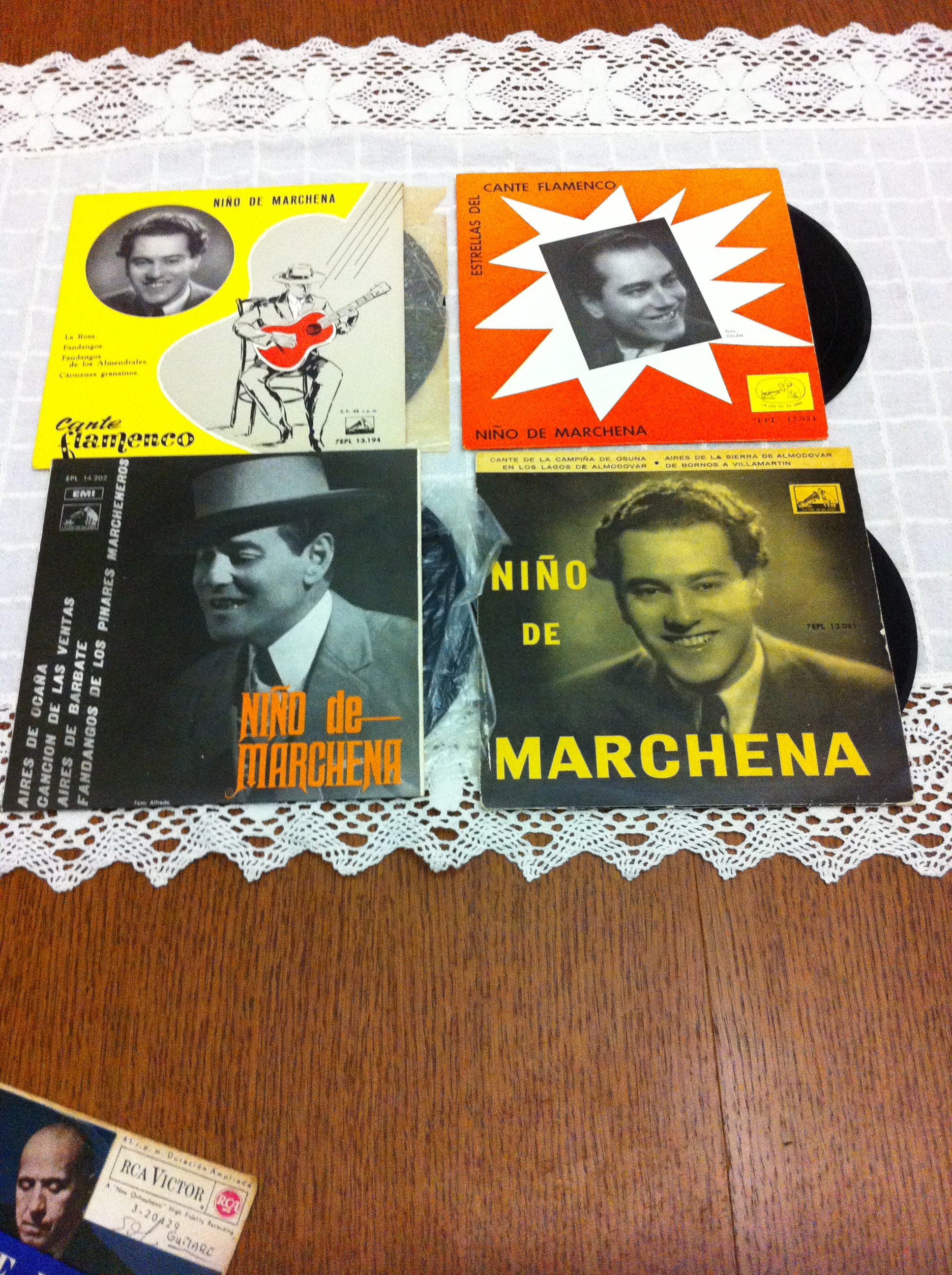 Flamenco cassette et disque vinyle   - Page 4 14022310075814950712010089