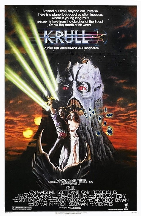COSMOFICHE : KRULL (1983) dans CINÉMA 14030108224915263612024432